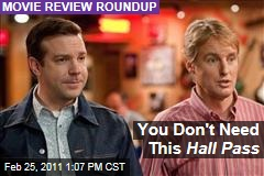 Hall Pass Reviews: Farrelly Brothers' Latest With Owen Wilson, Jason Sudeikis Isn't So Hot