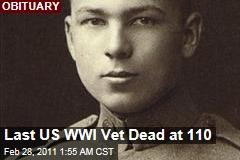 Frank Buckles, Last Surviving US World War I Veteran, Dead at 110