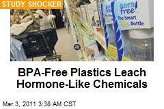 Most Plastics Release Hormone-Like Chemicals