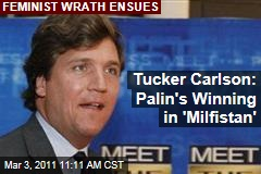 Tucker Palin's Sarah Palin MILFistan Tweet Sparks Conservative Women's Ire