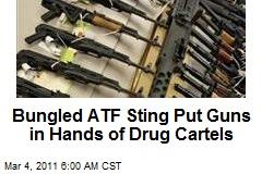 Cartel Gun in Fed Sting Tied to Border Agent Murder