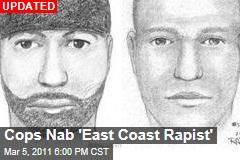 Aaron Thomas Arrested in 'East Coast Rapist' Case
