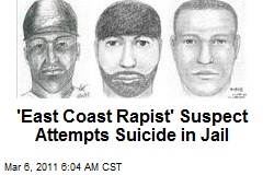 'East Coast Rapist' Suspect Attempts Suicide in Jail