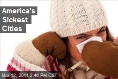 America's Sickest Cities