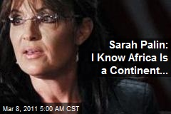Sarah Palin: I Might Be Too Unconventional for US Voters