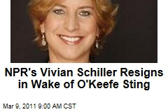 NPR President and CEO Vivian Schiller Resigns in Wake of James O'Keefe's Latest Sting