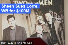 Charlie Sheen Sues Chuck Lorre, Warner Bros. for Firing Him From 'Two and a Half Men'