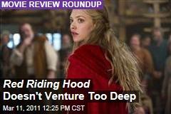 Red Riding Hood Reviews: Catherine Hardwicke's Movie Looks Nice but Lacks Depth