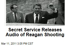 Secret Service Releases Audio of Ronald Reagan Assassination Attempt in 1981