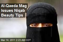 Al Qaeda Mag Issues Niqab Beauty Tips