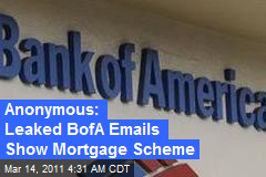 Leaked BofA Emails Linked to Homeowner Insurance Scheme