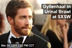 Jake Gyllenhaal Gets in Urinal Brawl at SXSW Film Festival