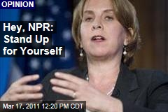 Is NPR Liberal? The Radio Station Should Speak Up: Meghan Daum
