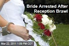 Bride Angela Davito Arrested After Wedding Reception Brawl