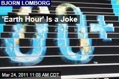 'Earth Hour' Won't Solve Our Energy, Climate Change Troubles: Bjorn Lomborg