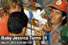 Baby Jessica McClure Turns 25, Gets Trust Fund