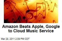Amazon Cloud Player: Company Launches Digital Music Locker Ahead of Apple, Google