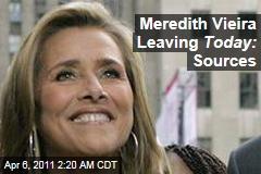 Meredith Vieira Rumored to Be Leaving NBC's Todayrrrrddderrdtrerderrrrrrrrrrr