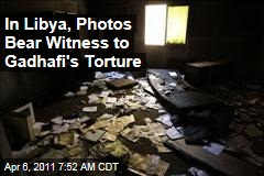 Libya Protests: Newly Discovered Photos Show Evidence of Torture by Moammar Gadhafi's Forces