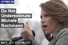 Michele Bachmann in Iowa 2012: She'll Make Noise