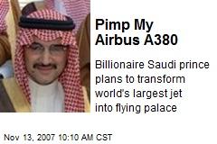 Pimp My Airbus A380