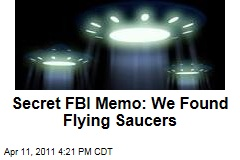 FBI Agent Guy Hottel: We Found Flying Saucers, Aliens in New Mexico