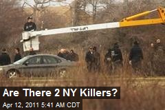 Are There 2 NY Killers?