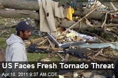 US Faces New Tornado Threat