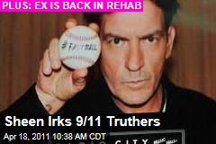 Charlie Sheen Irks 9/11 Truthers