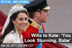 Royal Wedding: Kate Middleton Arrives