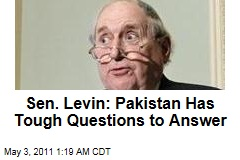 Carl Levin: Pakistan Has Explaining to Do Over bin Laden