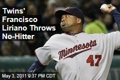 Minnesota Twins Pitcher Francisco Liriano Throws No-Hitter Against White Sox