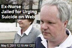 Ex-Nurse William Melchert-Dinkel Jailed for Encouraging Online Suicides