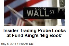 Insider Trading Probe Looks at Fund King's 'Big Book'