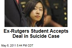 Molly Wei: Former Rutgers Student Accepts Plea Deal in Tyler Clementi Suicide Case