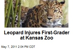 Leopard Injures First-Grader at Kansas Zoo