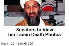Bin Laden Death Photos Being Shown to Senators