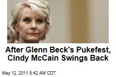 Meghan McCain 'Naked' PSA Makes Glenn Beck Vomit; Cindy McCain Swings Back on Twitter