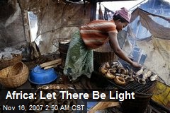 Africa: Let There Be Light