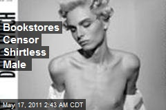 Bookstores Censor Shirtless Male