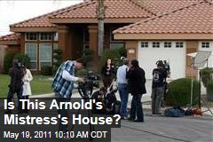 Arnold Schwarzenegger Mistress: Is This the Baena Family's Bakersfield Home?