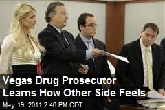 Vegas Drug Prosecutor Learns How Other Side Feels