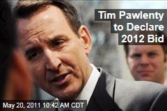 Tim Pawlenty to Declare 2012 Presidential Bid Monday, Aide Says