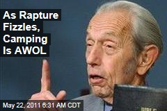 Harold Camping Silent as May 21 Rapture Fizzles