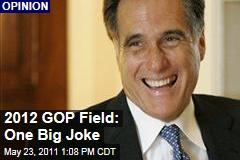 Laura Washington: 2012 GOP Field Is One Big Joke
