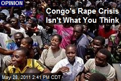 Congo's Rape Crisis Isn't What You Think