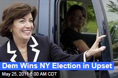 Democrat Kathy Hochul Wins New York's 26th District Special Election