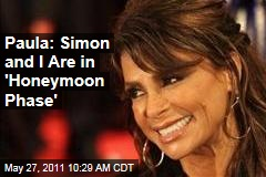 Paula Abdul: Simon Cowell and I Are in Honeymoon Phase on X Factor