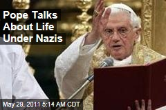 Pope Benedict: Nazi Era a 'Dark Time'
