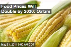 World Hunger: Food Prices Will Double by 2030, Oxfam Says